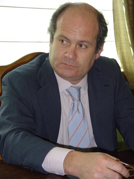 Pedro Agustín del Castillo Machado, president of Binter Airways